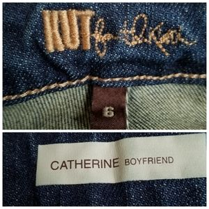 Kut from the Kloth Jeans - Kut from the Kloth Catherine Boyfriend Jeans 6